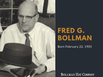 Bollman Hat Turns 150!