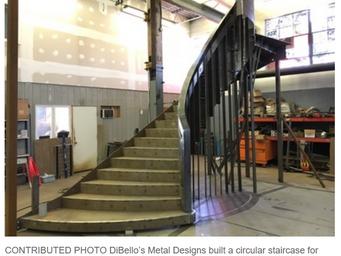 Steel fabricator's growth galvanizes move to Allentown