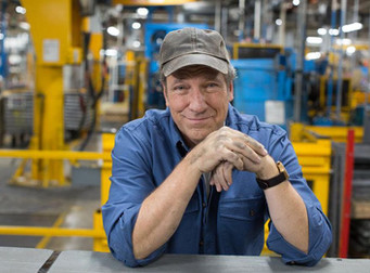 Dirtiest Man On TV Mike Rowe Takes On America's Skills Gap Problem