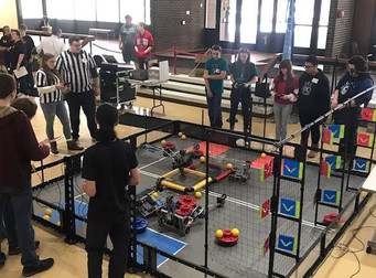 This program in rural Pennsylvania is teaching kids about robotics
