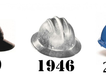 Hard Hat Turns 100; Impact on Industrial Safety Never Gets Old