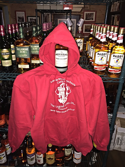 Original MacCracken's Logo Hooded Sweatshirt