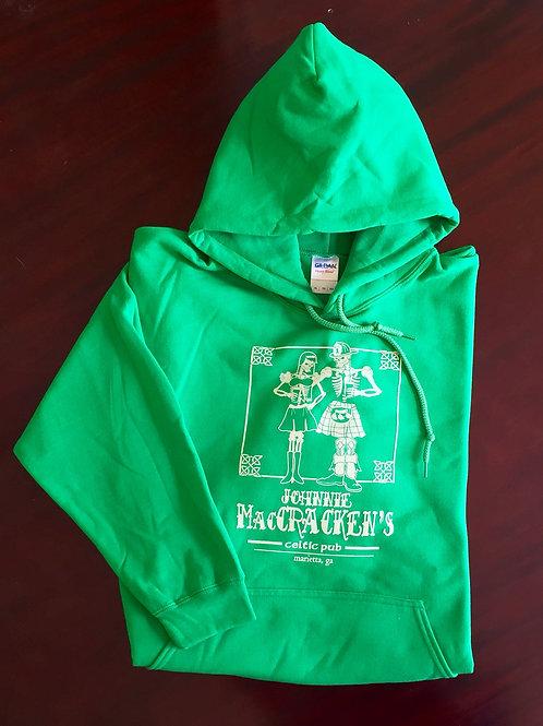 Irish Rebel Hooded Sweatshirt