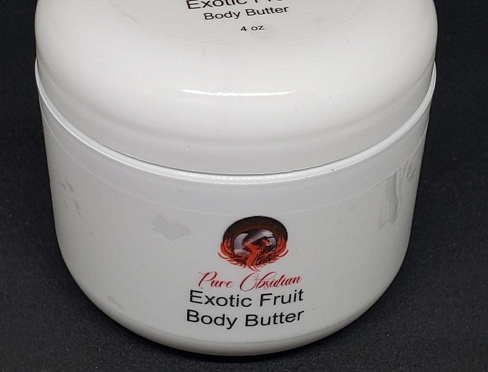 Exotic Fruit Body Butter