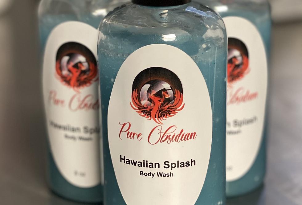 Hawaiian Splash Body Wash