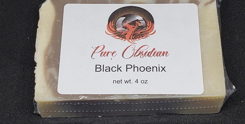 Black Phoenix Soap (Masculine Scent)
