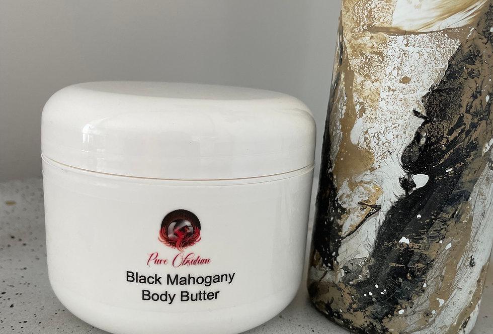 Black Mahogany Body Butter