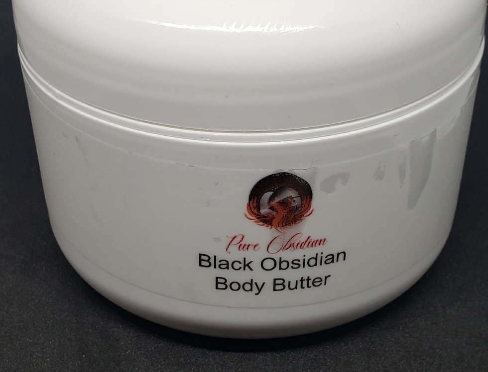 Obsidian King Body Butter