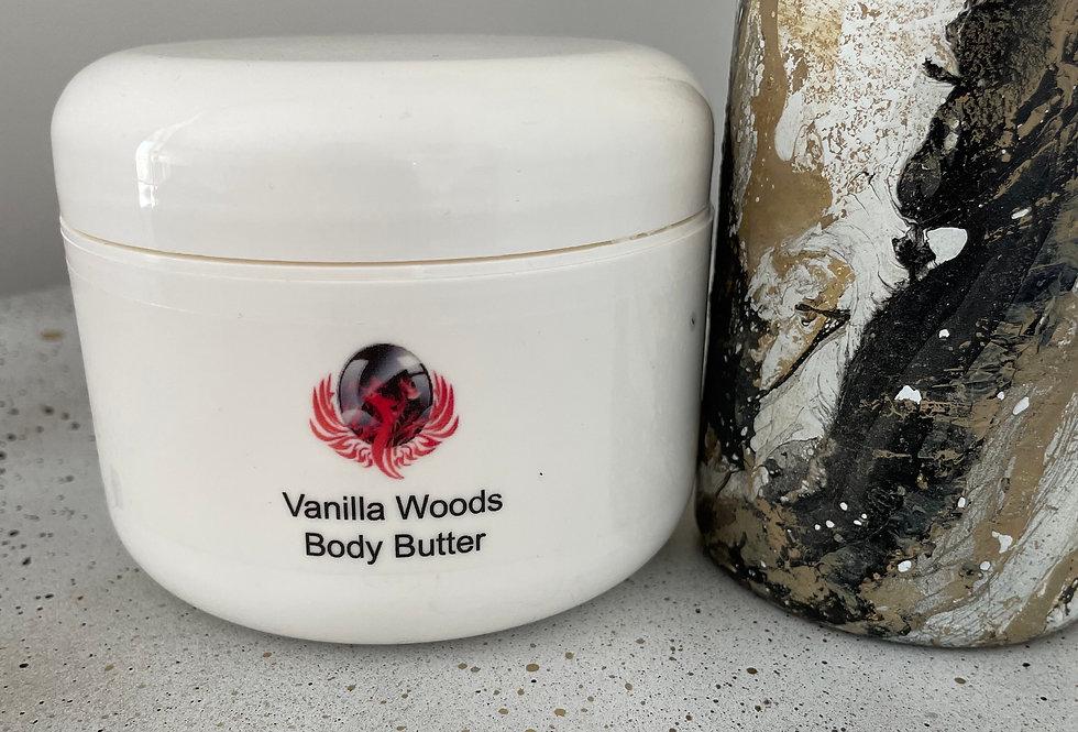 Vanilla Woods Body Butter