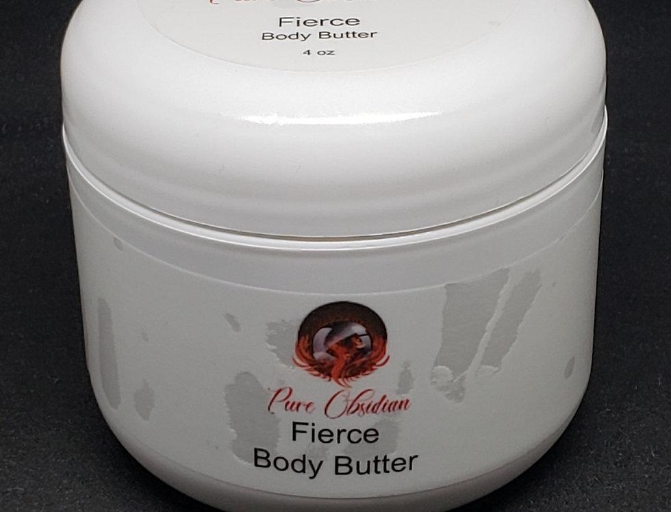 Fiery Fierce Body Butter