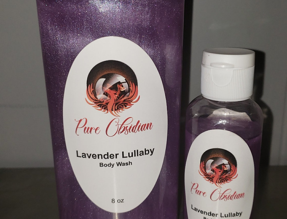 Lavender Lullaby Body Wash