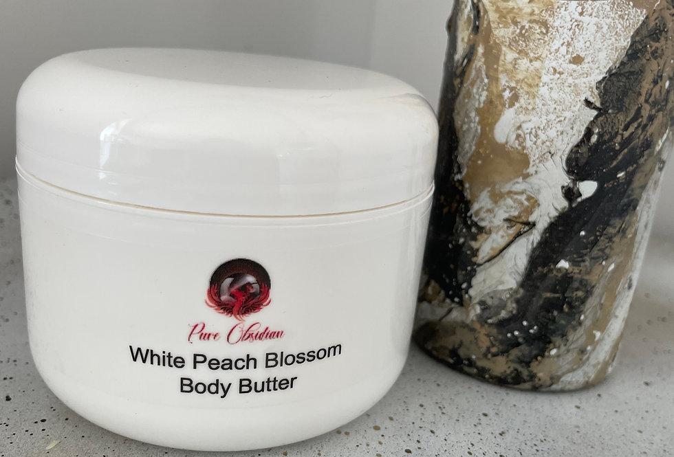 White Peach Blossom Body Butter