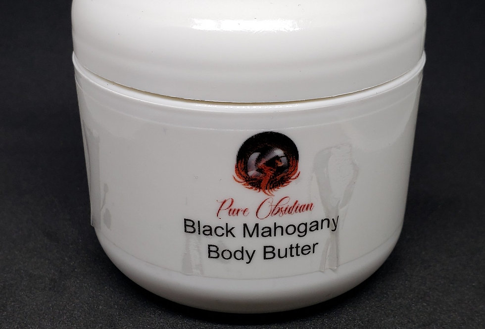 Black Mahogany Body Butter