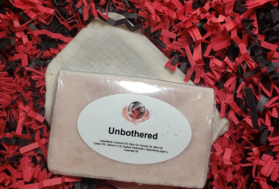 Unbothered Soap