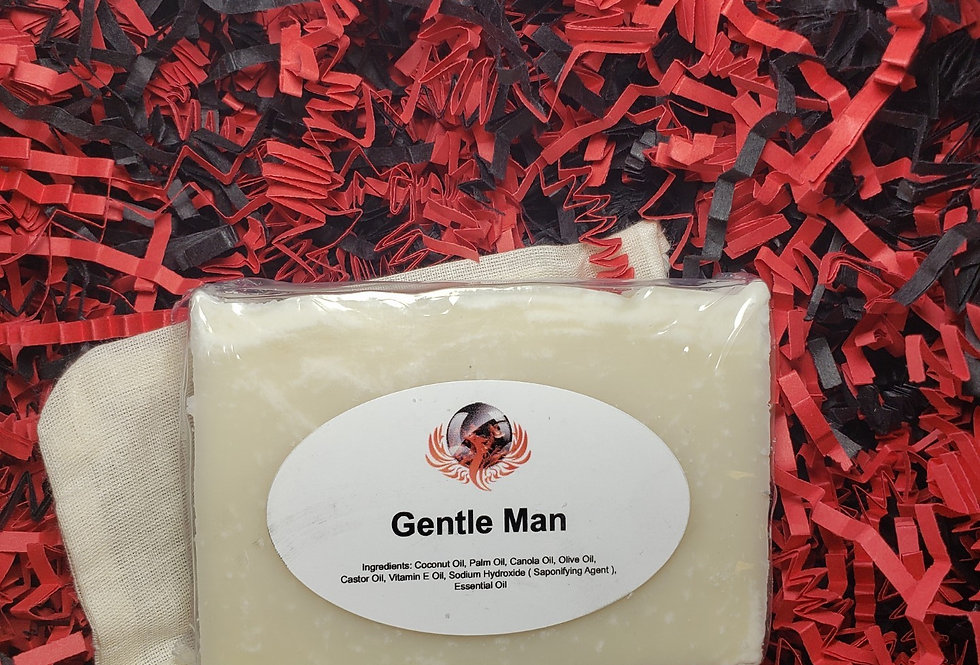Gentle Man Soap