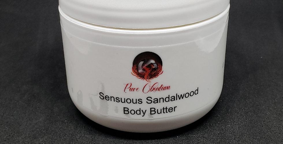 Sensuous Sandalwood Body Butter