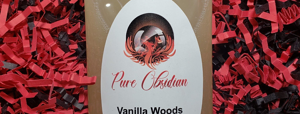 Vanilla Woods Body Wash