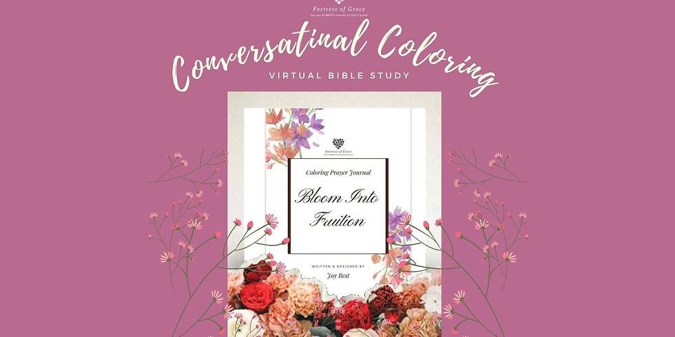 Conversatinal Coloring