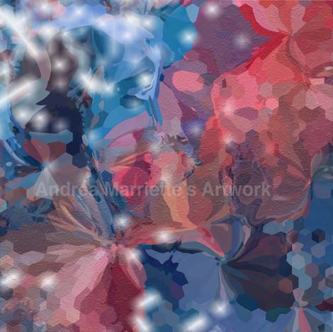 Forgotten Memories Return - Digital Abstract