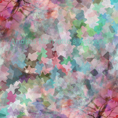 My Heart is Still Beating - Digital Abstract