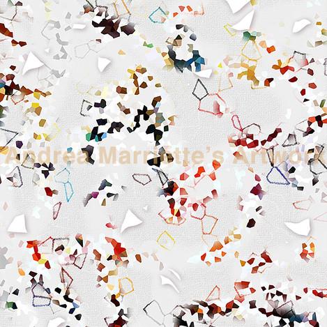 Abstract Art Mind Games - Digital Art
