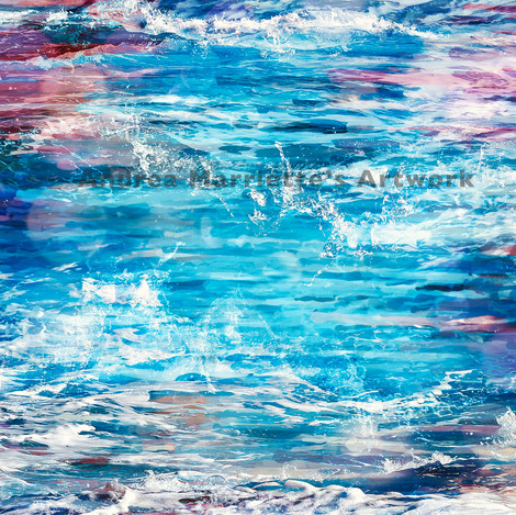 Abstract Digital - Liquescent
