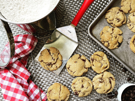 Secret: best chocolate chip cookies in the world