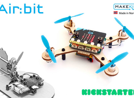 Air:bit and Kickstarter perks