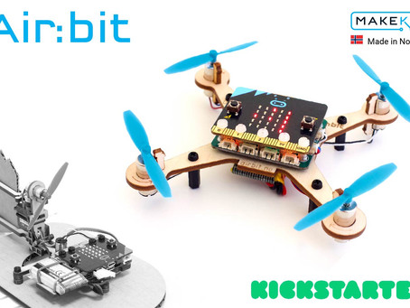 Air:bit and Kickstarter perks