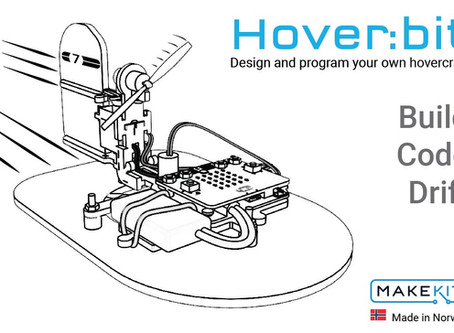 Hover:bit the micro:bit hovercraft
