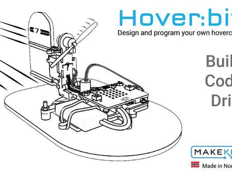 Hover:bit the micro:bit hovercraft