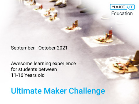 Ultimat Maker Challenge (1. st ED)