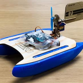 Hover:bit Catamaran