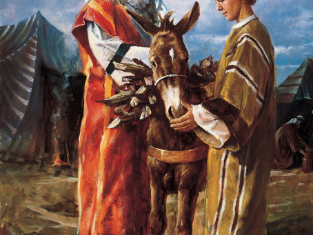 Truly Obedient - Part one- His Kingdom, His Righteousness
