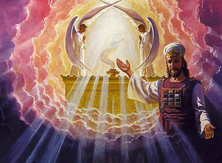 High Priest and Sacrifice