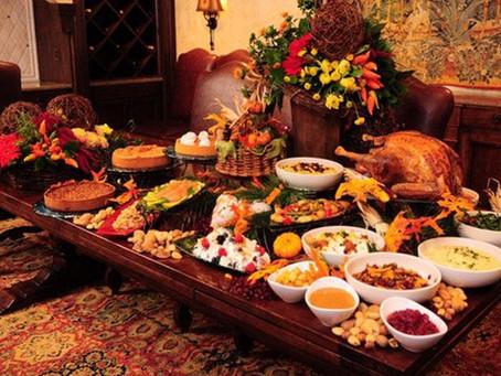 Earliest Thanksgiving ?