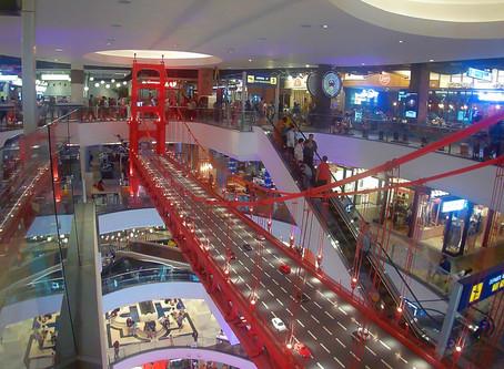 Terminal 21 shopping centre, Pattaya