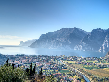 Garda Lake is beautiful, even in November!