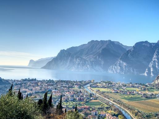 Garda Lake is beautiful, even in November!