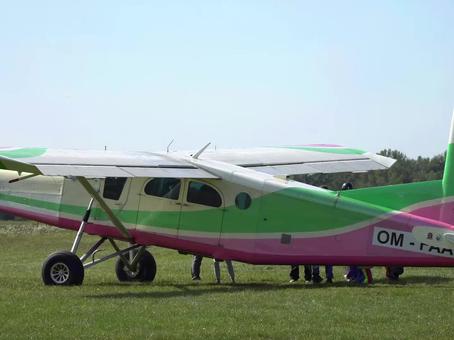 Skydiving in its best - footage