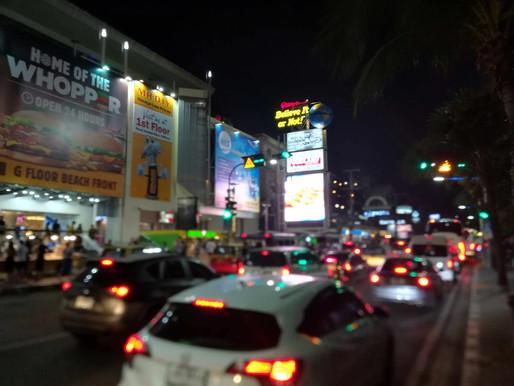 Pattaya, Thailand night life