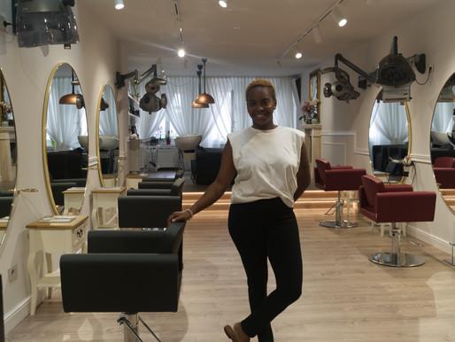 Suite n.7 - hair salon 360° virtual tour