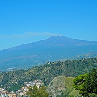 Vulcan Vesuvio, Sicily, Italy