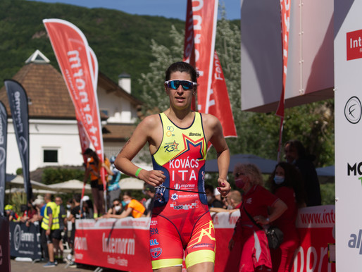 32nd edition of the Lake Caldaro Triathlon in Italy on May 8th, 2021.