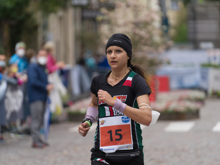 27th Half Marathon (21.0975 km) and 5th Fitness Run (12.5 km) in Merano, Italy on May 2nd, 2021