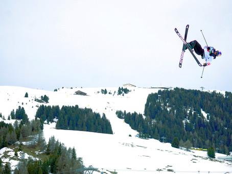 Freeski-Snowboard FIS WC Seiser Alm, Italy, January 2020.