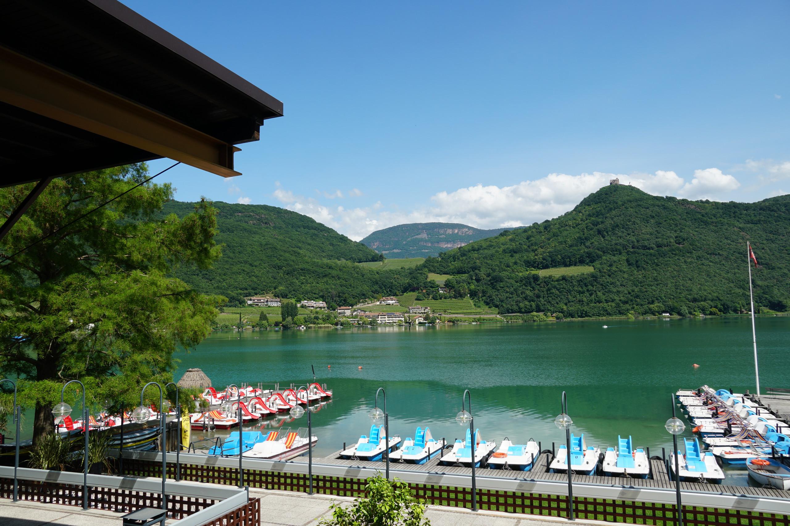 Lake Kaldaro ready for summer season of 2020.