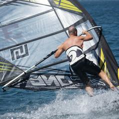 Clasic windsurfing