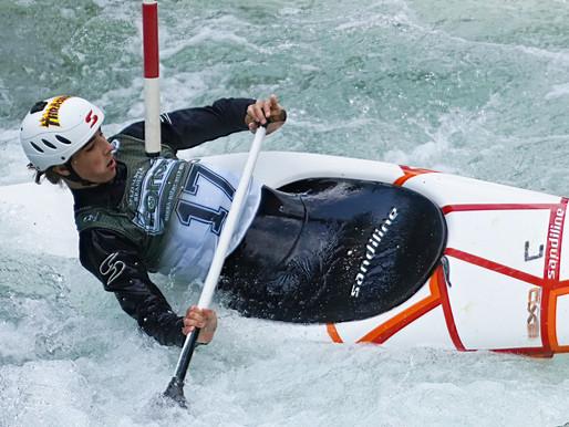 ICF and ECA Canoe Slalom Cup on May 29, 2021 in Merano, Italy!