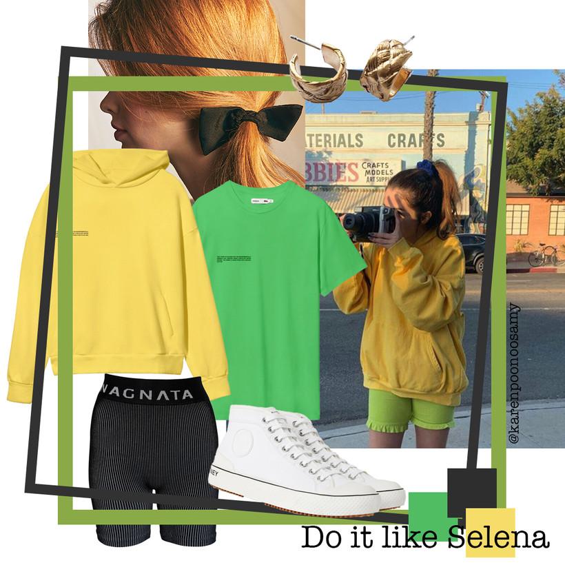 Do it like Selena